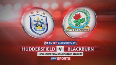 Huddersfield 2-2 Blackburn