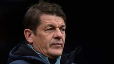 John Carver: Has overseen seven straight Newcastle defeats