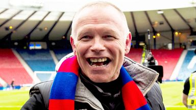 John Hughes: Inverness Caley boss sees real progress