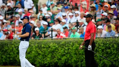 Jordan Spieth: Believes it's 'not fair' to be compared with Tiger Woods