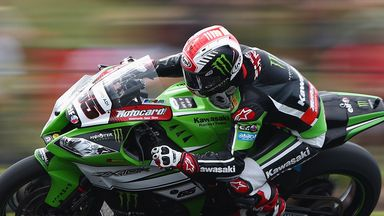 Jonathan Rea: Double Dutch victory for Kawasaki star