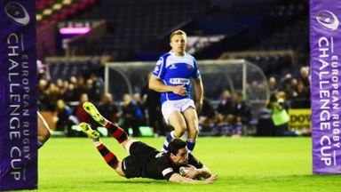 Edinburgh scrum-half Sam Hidalgo-Clyne has been touted as a future British and Irish Lion