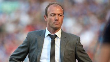 Alan Shearer: Managed Newcastle when they were last relegated in 2009