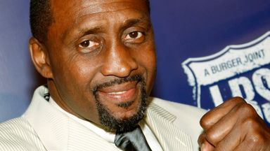 Thomas Hearns fought undisputed middleweight champion Marvin Hagler  is a super-fight three decades ago which is remembered in boxing folklore as 'The War'
