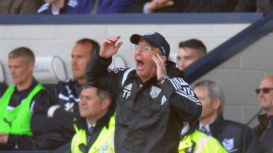 Tony Pulis: Tight-lipped over Crystal Palace departure