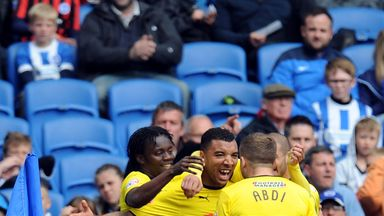 Troy Deeney: Opened the scoring for the Hornets