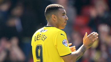 Troy Deeney: New five-year deal at Watford