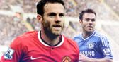 Juan Mata: How Louis van Gaal found a role for Spaniard at Man Utd