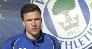 Caldwell hoping for performance against Millwall