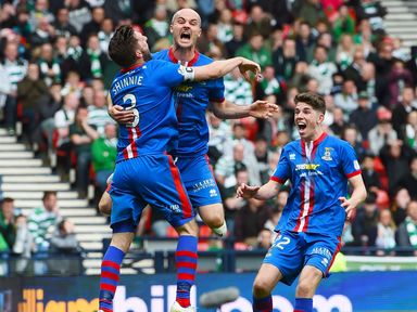 David Raven: Misses out for Inverness