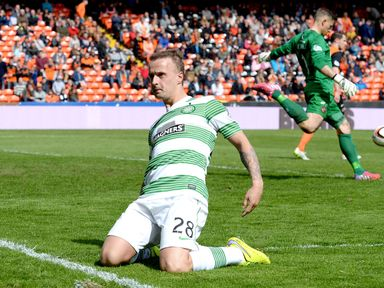 Leigh Griffiths: Recent form has been good