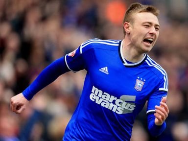 Freddie Sears: Scored for Ipswich