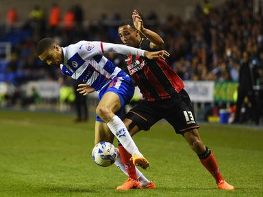 Michael Hector (l): Made a surprise move to Chelsea