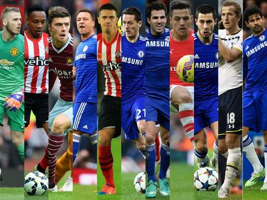 Sporting Life's Premier League team of the year