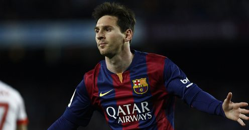 Lionel Messi: Welcome to stay at Barcelona until he retires
