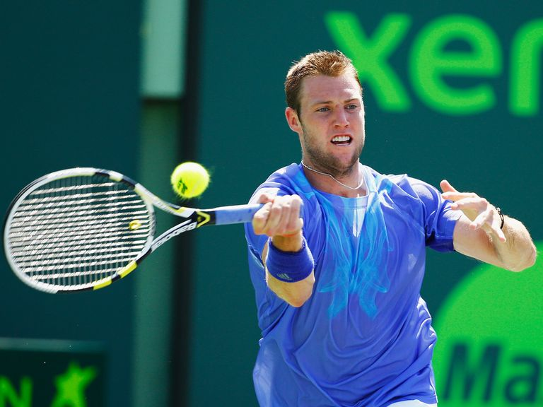Jack Sock: 33/1 winner in April