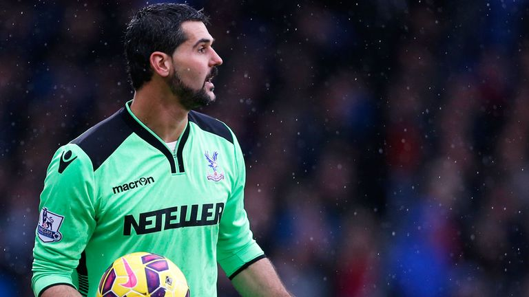 Julian Seproni kept a clean sheet after being called in to the team at West Brom last week
