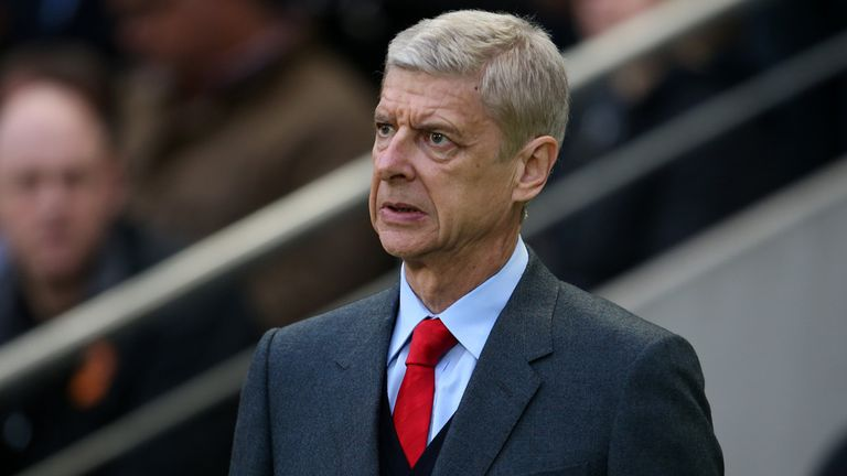 Arsene Wenger: Finally happy with central defensive options
