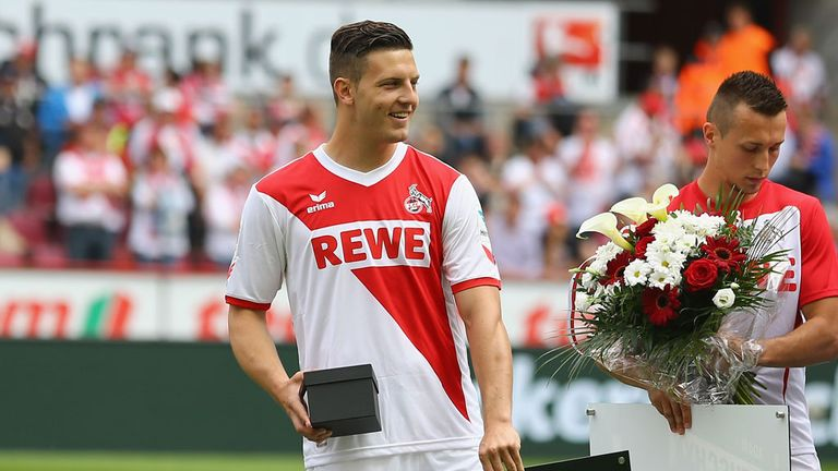 Kevin Wimmer: Defender says his farewells at Cologne on Saturday
