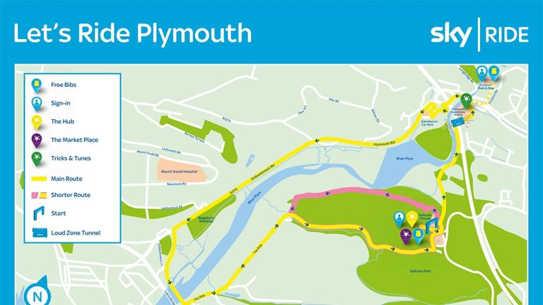 news free adult cycle training plymouth