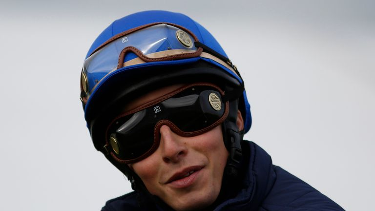 William Buick: Set to miss the Craven Meeting