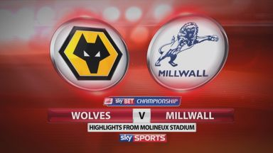 Wolves 4-2 Millwall