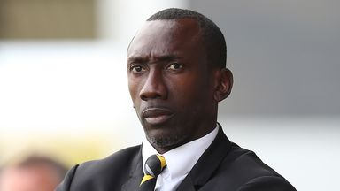 Hasselbaink could ring the changes at Burton again
