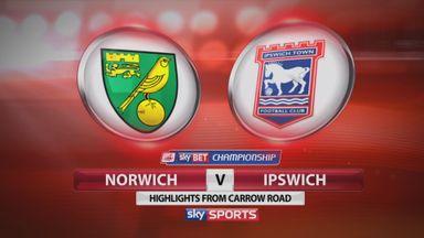 Norwich 3-1 Ipswich