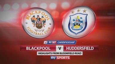 Blackpool A-A Huddersfield
