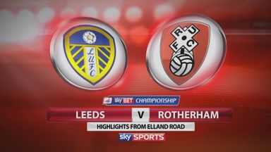 Leeds 0-0 Rotherham