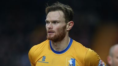 Ritchie Sutton: Rejected offer to stay at Mansfield