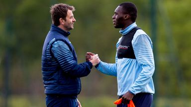 Tim Sherwood: Sure Benteke wants to be at Villa