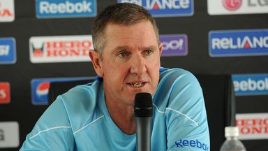 Trevor Bayliss: Feeling upbeat for England