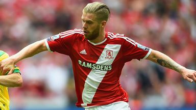 Adam Clayton could be back  for Boro on Saturday