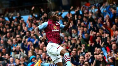 Christian Benteke has been urged to commit his future to Aston Villa