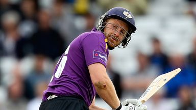 Andrew Gale: Has given up one-day captaincy