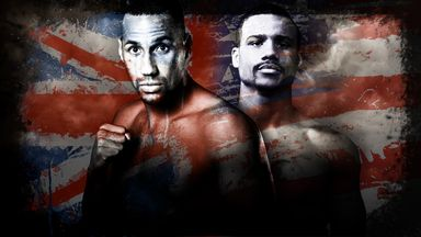 James DeGale challenges Andre Dirrell for the IBF world super-middleweight title