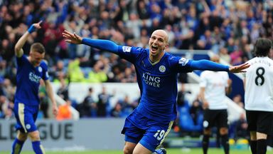 Esteban Cambiasso left Leicester City after just one season at the club