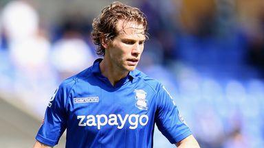 Jonathan Spector: Extends deal with Birmingham