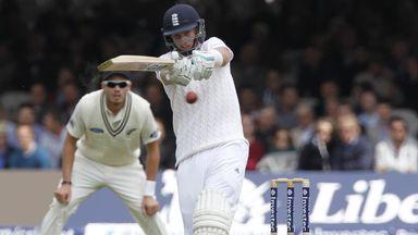 Joe Root : The batsman was named England