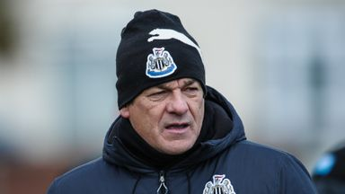 John Carver: Newcastle manager is still haunted by the club's 2009 relegation