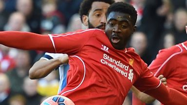Kolo Toure: Keen to remain at Anfield