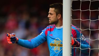 Lukasz Fabianski: Impressive performance against Arsenal