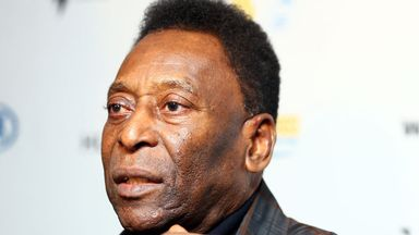 Pele: Sent home after hospital tests