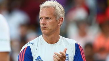 Peter Moores was sacked by the ECB in May