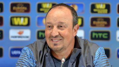 Rafael Benitez : Will leave Napoli amid Real Madrid rumours