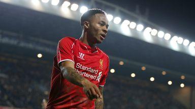 Raheem Sterling: Set to leave Liverpool
