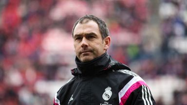 Paul Clement confirmed his Real Madrid departure on Twitter