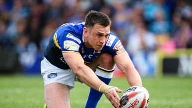 Kevin Sinfield: Leeds Rhinos captain overtook Gus Risman in rugby league's all-time list of leading scorers