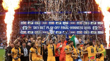 Southend beat Wycombe 7-6 on penalties to win a dramatic Sky Bet League 2 play-off final